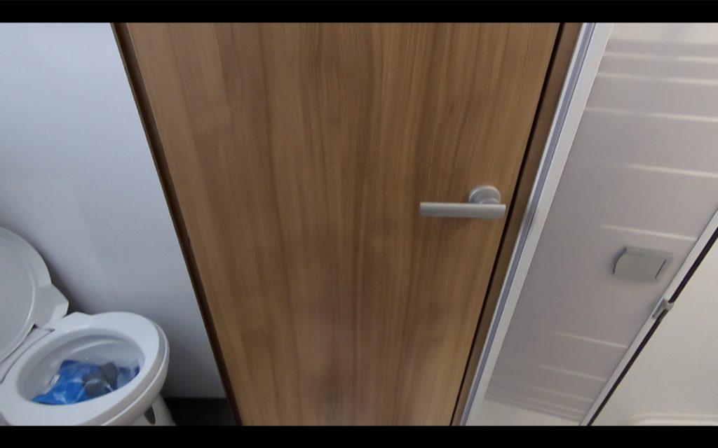 ADRIA(アドリア)社の「CORAL SUPREME670DL(コーラル シュプリーム670DL)」のトイレ・シャワー