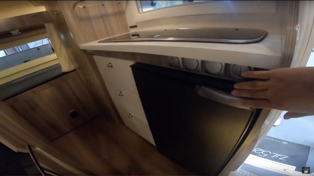 VANTECH(バンテック)社のZIL520(ジル520)のキッチン
