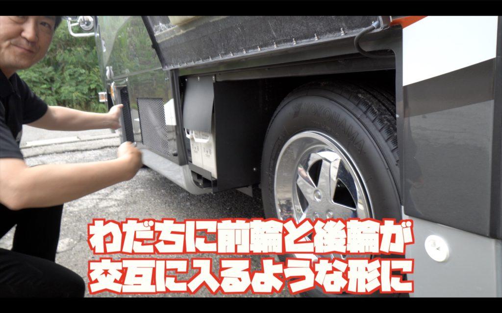 日本特種ボディーHAYABUSA