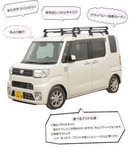 見た目はこんな車両。