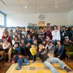 キャンピングカーファンフェスcafeharuhi集合写真